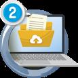 Kirim Dokumen Melalui WA/Email