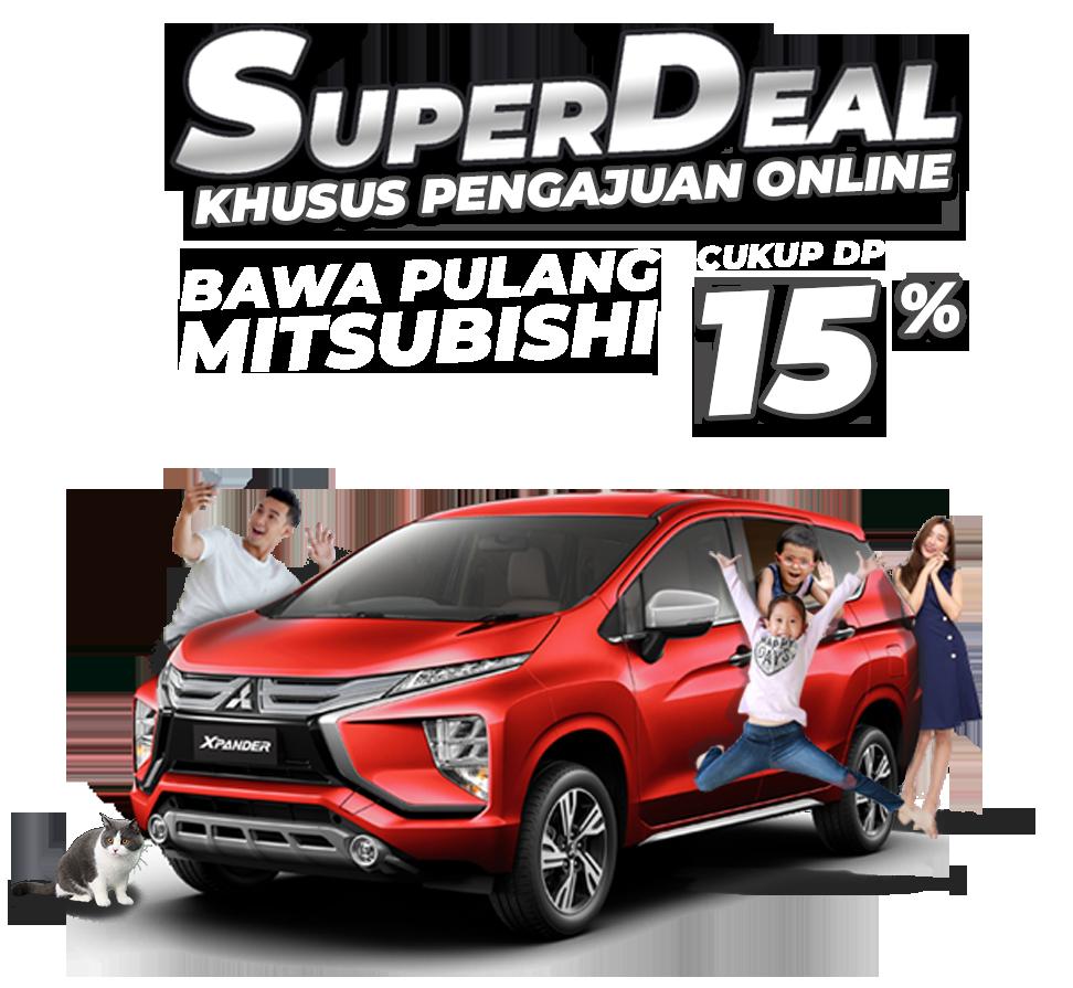 Super Deal Khusus Pengajuan Online